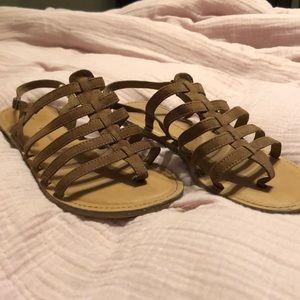 Gap Big Girls Sandals - Size 5